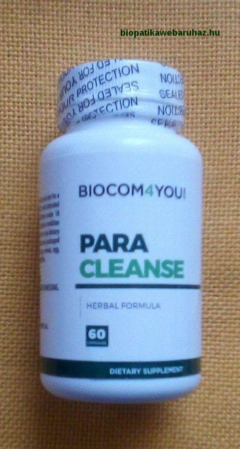 emberek parazitáinak megelőzése tabletta
